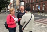 Posłanka Paulina Hennig-Kloska spotyka się z mieszkańcami