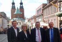 Rozwój gospodarczy motywem przewodnim spotkania starostów