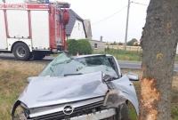 Groźny wypadek w Czeluścinie