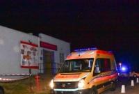 Pożar w wieżowcu na os. W. Łokietka w Gnieźnie! Dwie osoby w szpitalu!
