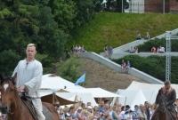 Dżygitówka rodem z Pierwszej Stolicy, czyli niesamowity pokaz podczas Koronacji Królewskiej
