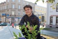 Wiosna Biedronia w Gnieźnie zorganizowała niestandardową akcję na ulicach Pierwszej Stolicy