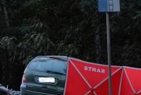 Tragiczny wypadek w Lulkowie! Nie żyje 28-letni motocyklista