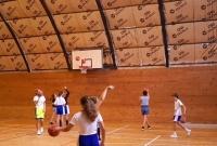 Koszykarki z Gniezna przygotowują się do sezonu
