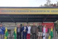 Tysiąclecie zwycięzcą XII Pojedynku Rodzinnych Ogrodów Działkowych