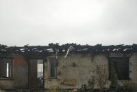 W Lednogórze spłonął dom