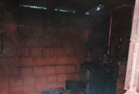 Pożar kotłowni w Pakszynie
