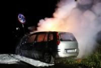 Kolejny pożar samochodu!