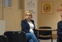 Posłanka Paulina Hennig-Kloska spotkała się z mieszkańcami Czerniejewa i Kłecka