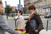 Ciasteczkowa kampania Kacpra Parola