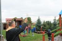 Świetlica w Strzyżewie Paczkowym z nowym placem zabaw i siłownią zewnętrzną
