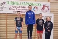 Srebrne i brązowe medale dla zapaśników Husarza