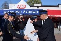 OSP Żydowo dostało nowy samochód ratowniczo-gaśniczy