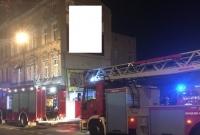 Pożar przy ul. Warszawskiej! Nie żyje mężczyzna