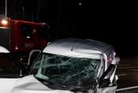 Jedna osoba nie żyje, dziesięć jest poszkodowanych, w tym troje dzieci! Tragiczny wypadek na granicy powiatów!