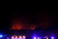 Pożar hali na terenie firmy Sano w Lubiniu! W akcji zastępy Straży Pożarnej z dwóch powiatów