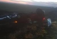 Dachowanie po zderzeniu z ciężarówką