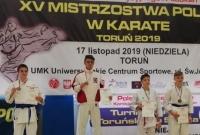Medalowy występ zawodników Inochi Gniezno