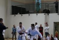 Karatecy walczyli w Pierwszej Stolicy