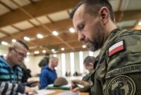 Wielkopolscy terytorialsi nie zwalniają tempa - trwa szkolenie nowych kandydatów