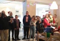 MotoMikołaje po raz kolejny odwiedziły Dom Dziecka w Trzemesznie