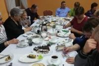 Wigilijne spotkanie mieszkańców Jarząbkowa