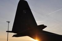 Załoga Herculesa powidzkiej bazy dostarczy pomoc humanitarną dla Libanu
