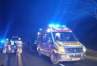Wypadek w Działyniu! Rowerzysta pod kołami samochodu