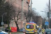 Mężczyzna skoczył z kamienicy przy ul. Wrzesińskiej! Zginął na miejscu