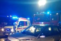 Wypadek w Niechanowie! 5 osób w szpitalu!