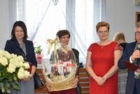 100 urodziny najstarszej mieszkanki gminy Kiszkowo