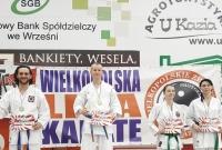 11 medali karateków w Wielkopolskiej Lidze Karate