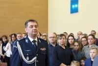 Nowi policjanci w szeregach gnieźnieńskiej Policji