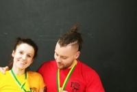 3 medale podczas I Otwartych Mistrzostw Grecji w Capoeira!