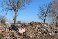 Nagroda za pomoc w ustaleniu sprawców, którzy wyrzucli hałdy śmieci przy drodze