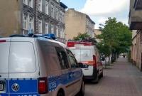 Ulatniający się gaz w kamienicy przy ul. Wyszyńskiego w Gnieźnie