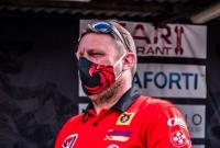 Zamknięty trening Czerwono-czarnych