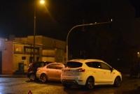 Zderzenie trzech samochodów w centrum Gniezna
