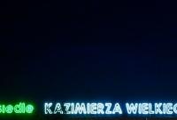 Osiedle Kazimierza Wielkiego z podświetloną nazwą