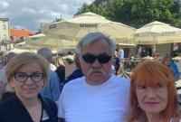 Rafał Trzaskowski z wizytą w Gnieźnie