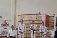 Karatecy wrócili z Wrześni z trzynastoma medalami