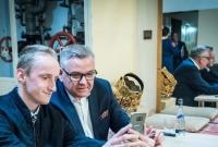 Artur Andrus w Gnieźnie czyli anegdoty i salwy śmiechu