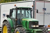 Protest rolników przeciwko