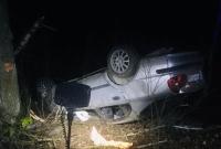 24-latek dachował autem i uciekł z miejsca zdarzenia! Był pijany!
