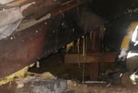 Pożar domu w Kamieńcu