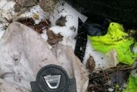 Prośba o pomoc w ustaleniu właściciela odpadów wyrzuconych w lesie!