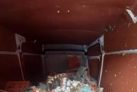 Wypadek z jajami! Kolejne auto wypadło z drogi w Jelonku!