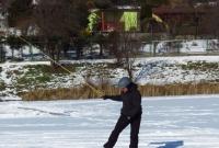 Zimowe szaleństwo na gnieźnieńskim Wake Parku!