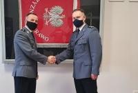 I Zastępca Komendanta Powiatowego Policji w Gnieźnie odszedł na emeryturę