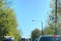 Rowerzysta wjechał pod samochód! 17-latek trafił do szpitala